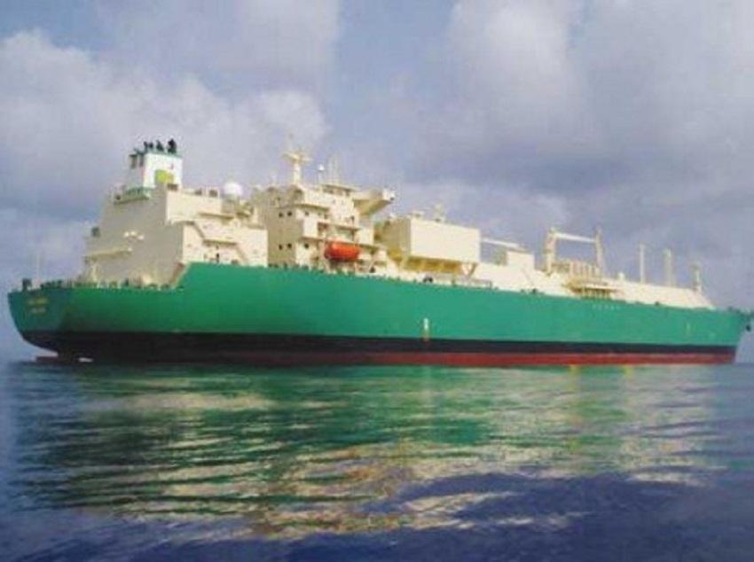 NLNG Shipping Arm