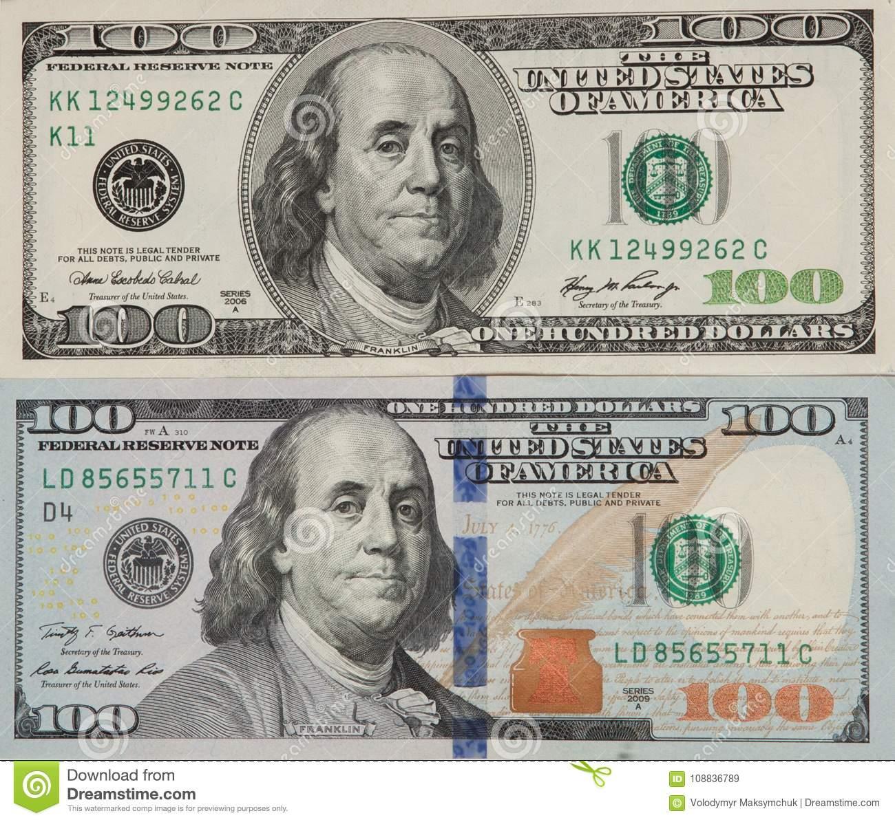 Old Dollar Bills