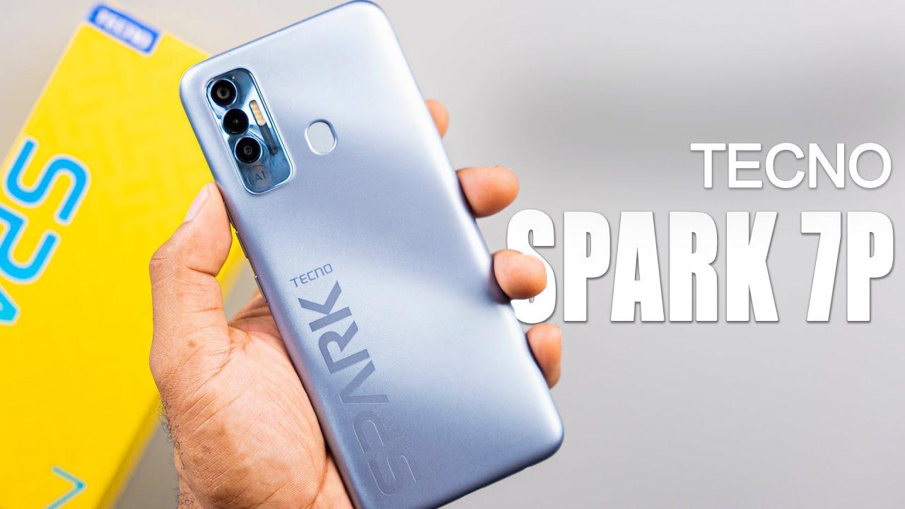 Tecno Spark 7P Smartphone