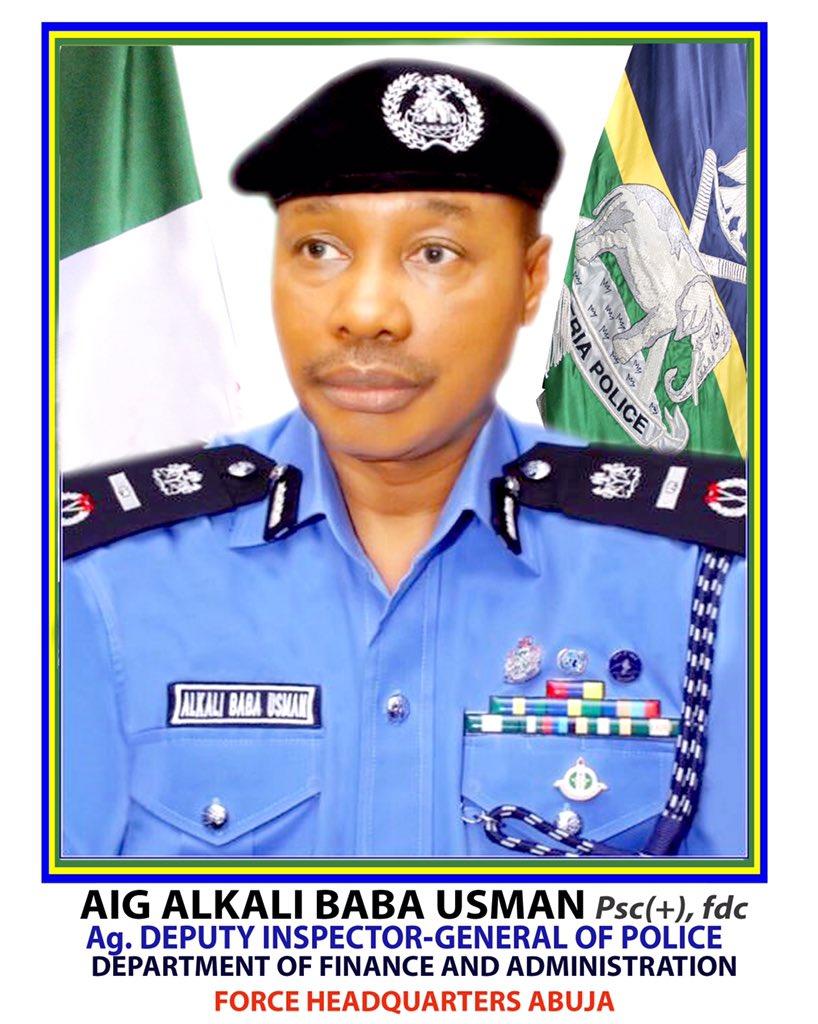 Usman Alkali Baba
