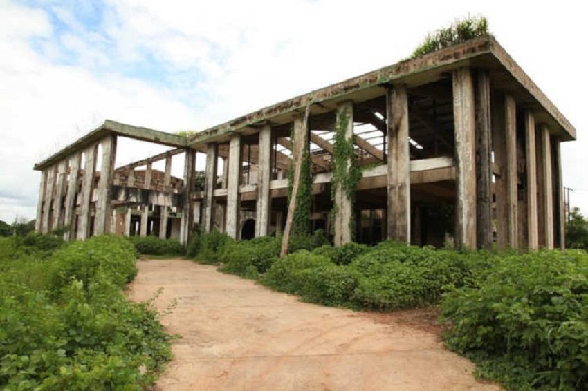 abandoned project Dishonesty
