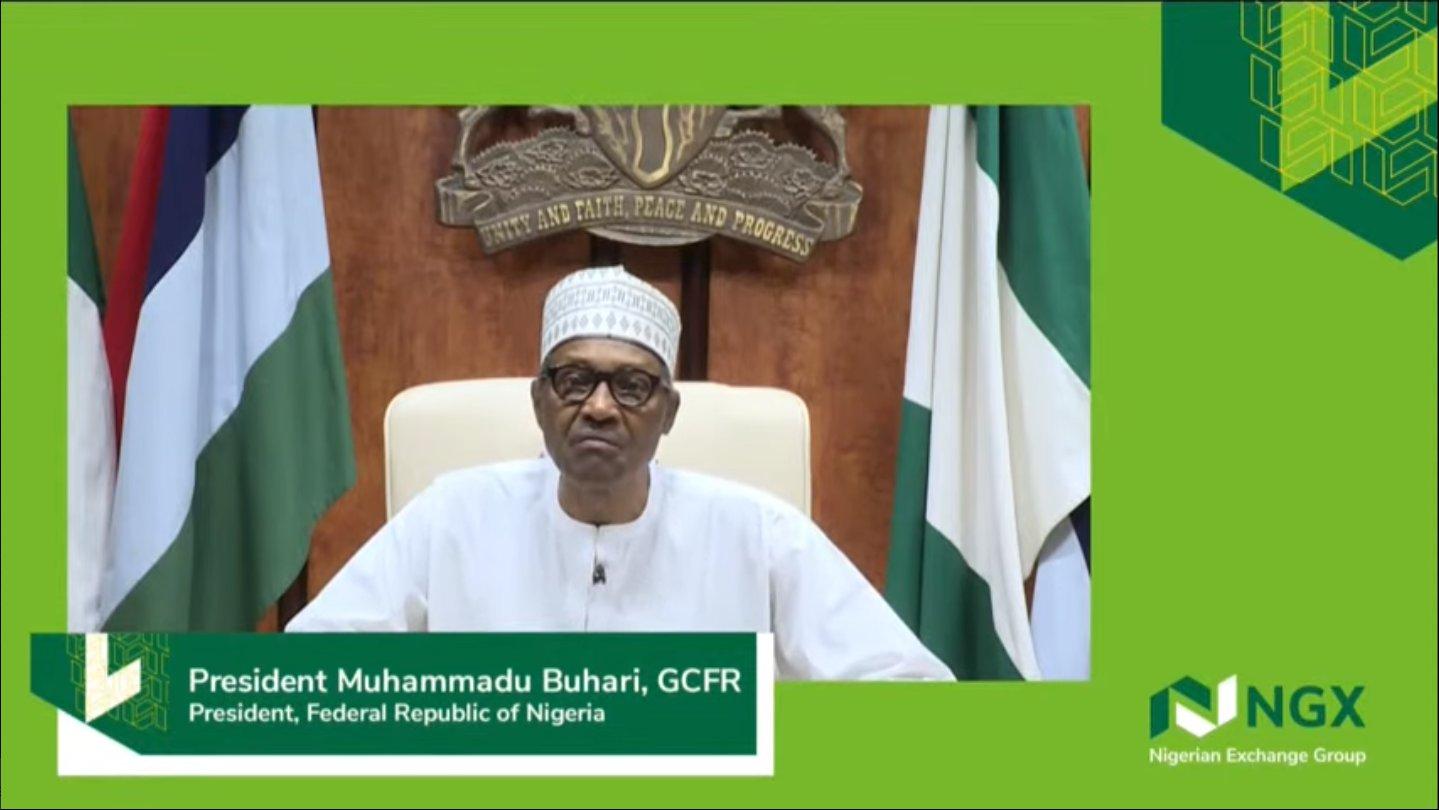 Buhari stimulating economic growth