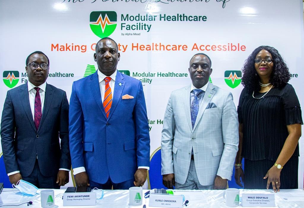 Alpha Mead Modular Healthcare Facility