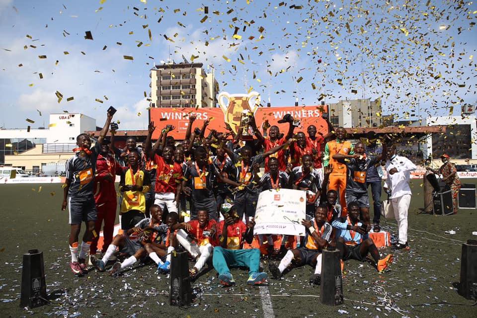 Eko Boys High School GTBank Masters Cup