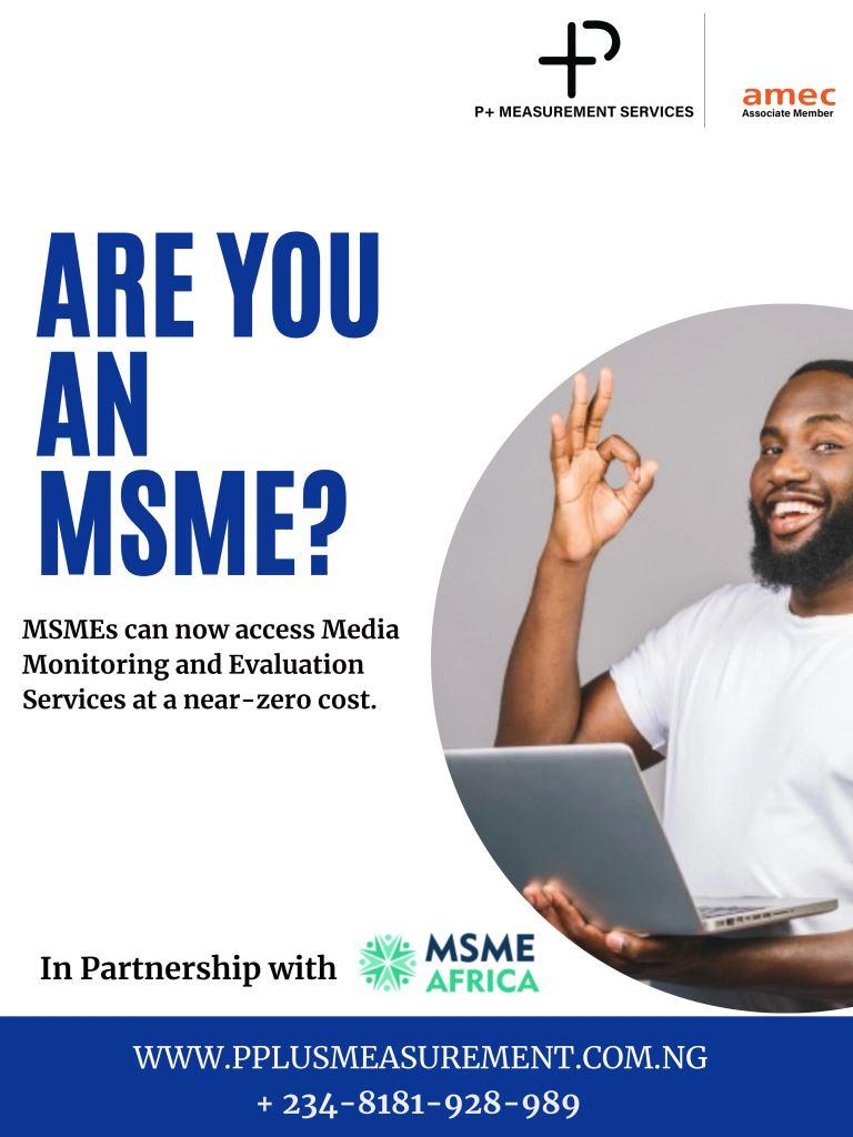 Evaluation Tool for MSMEs