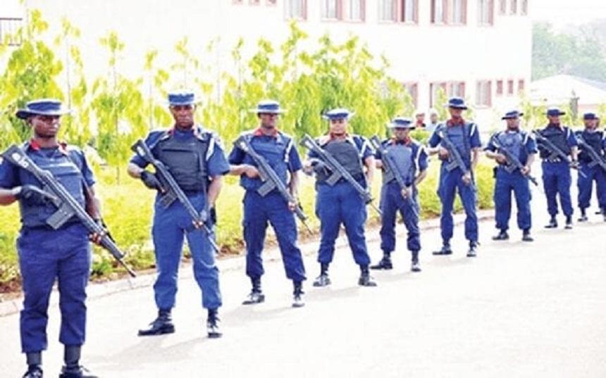 NSCDC Rapid Response Squad