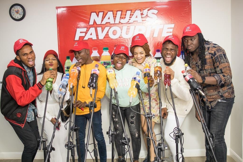 Nigerian Idol Contestants