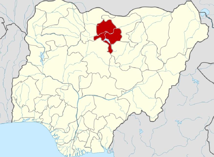 kano state map