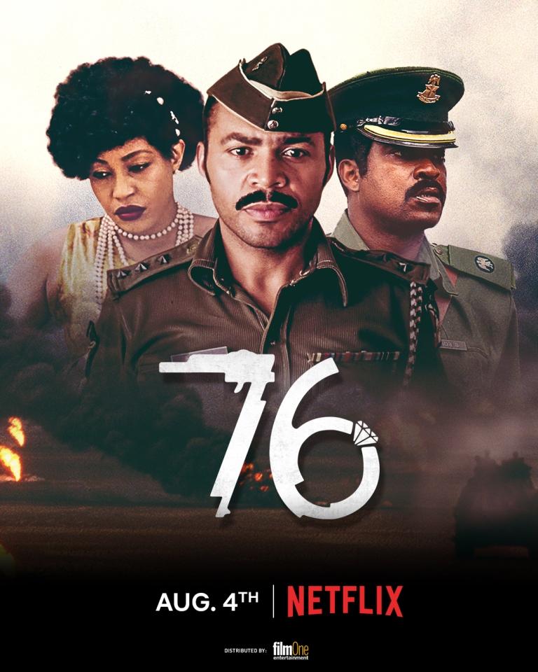 '76 on Netflix