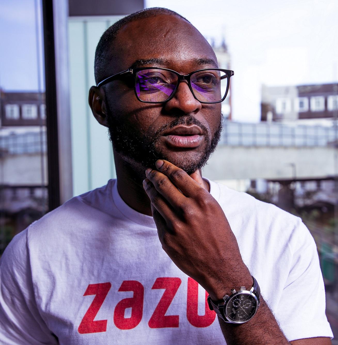 Kay Akinwunmi Zazuu Tech Revolution
