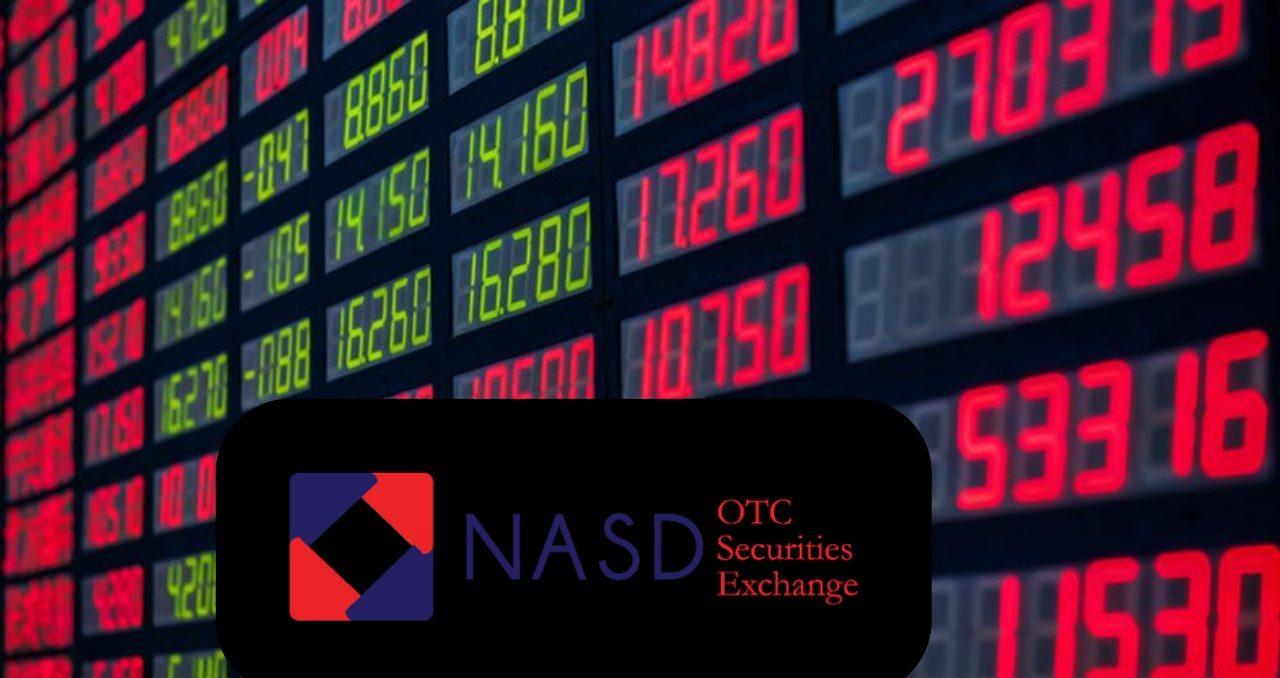 NASD OTC Bourse