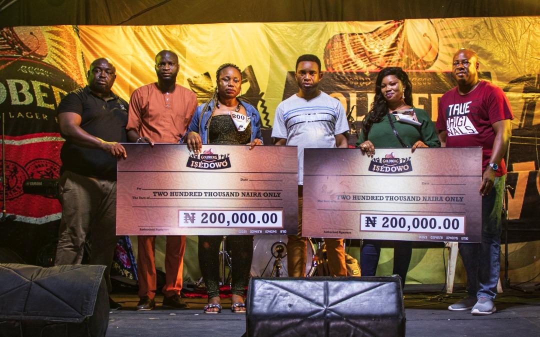 Nigerian Breweries empowerment initiatives