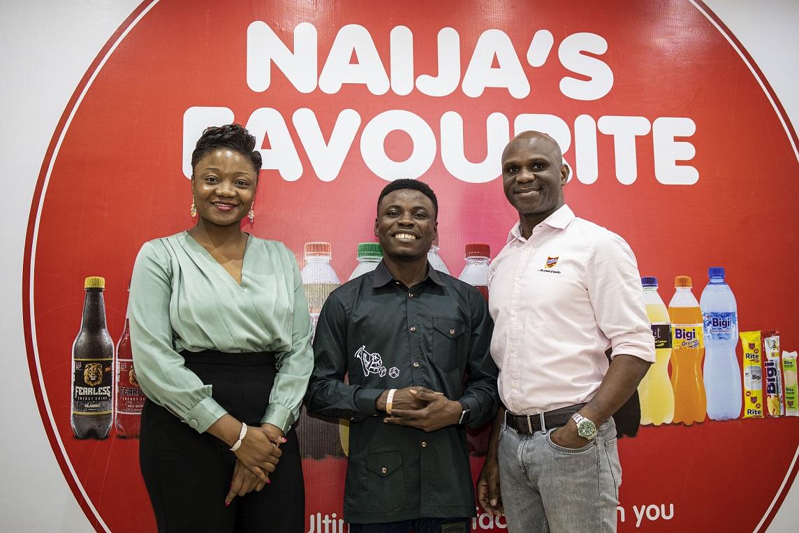 Nigerian Idol Winner Kingdom