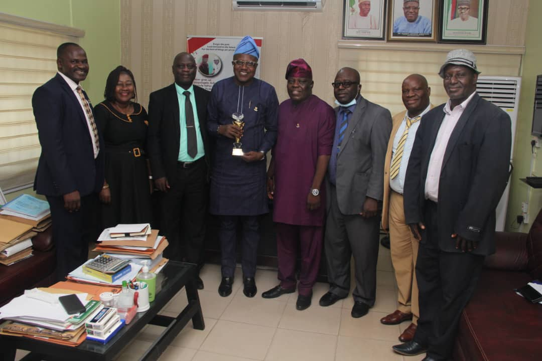 OyoSUBEB Boss National Productivity Award