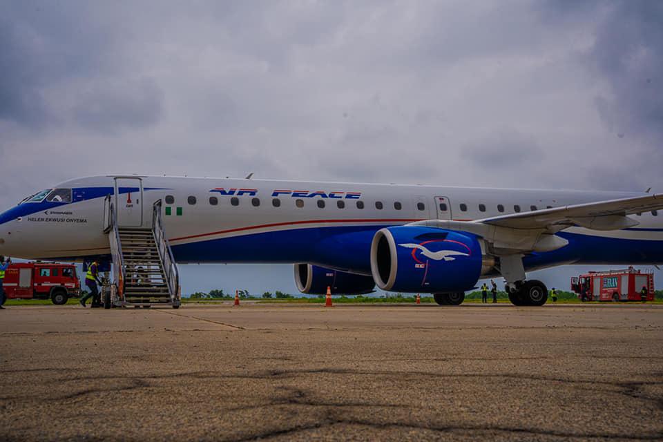 Air Peace Ibadan Airport