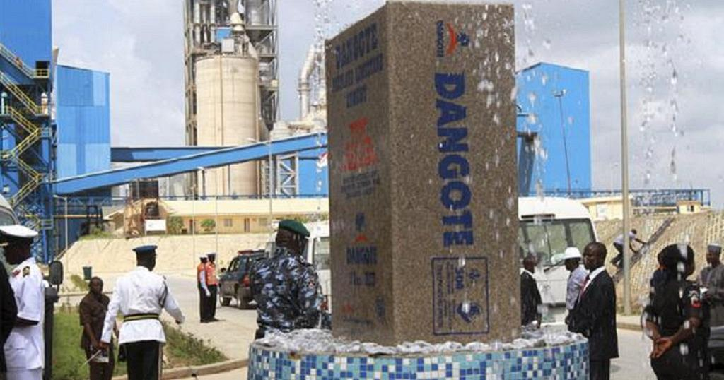 Dangote's Refined Products