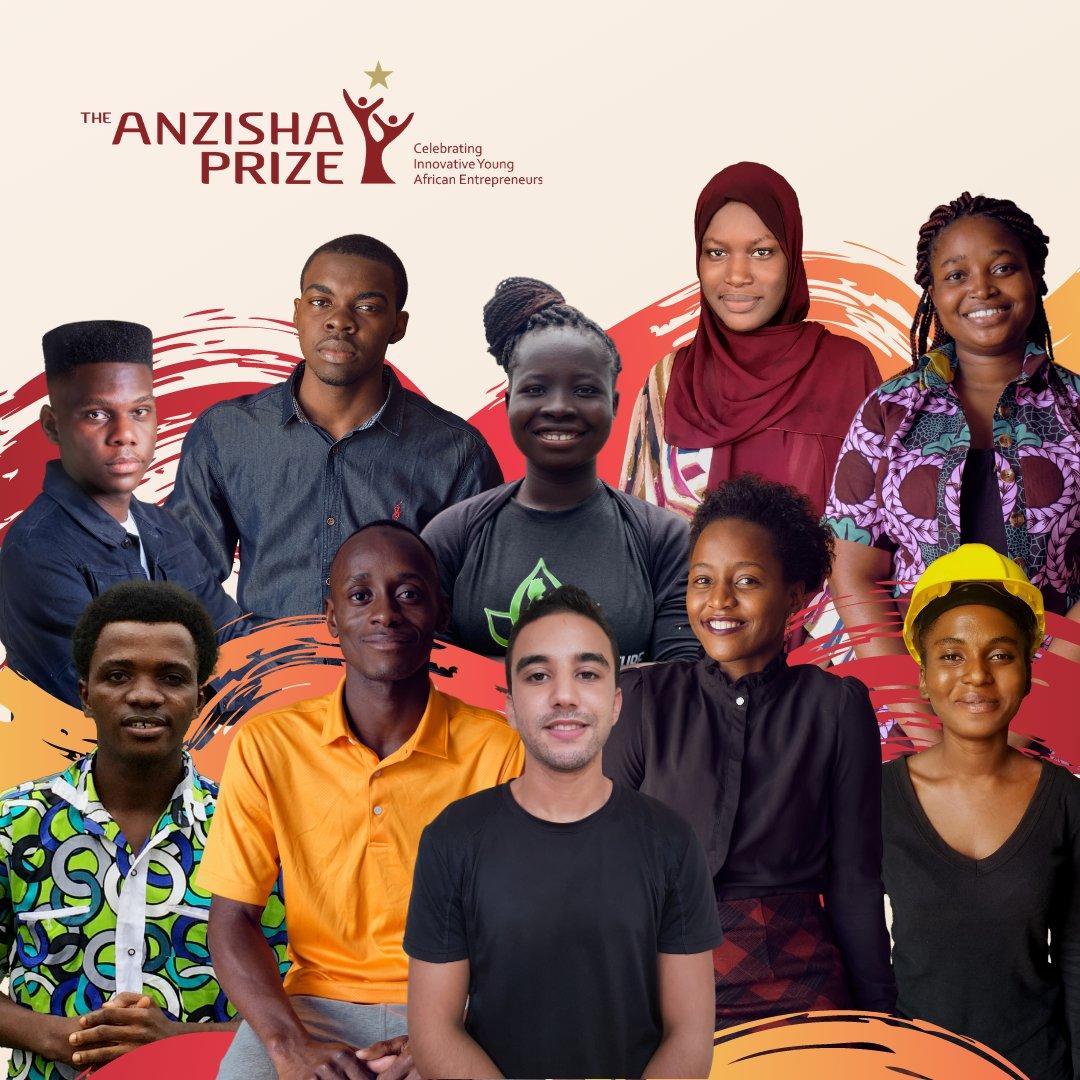 2021 Anzisha Prize