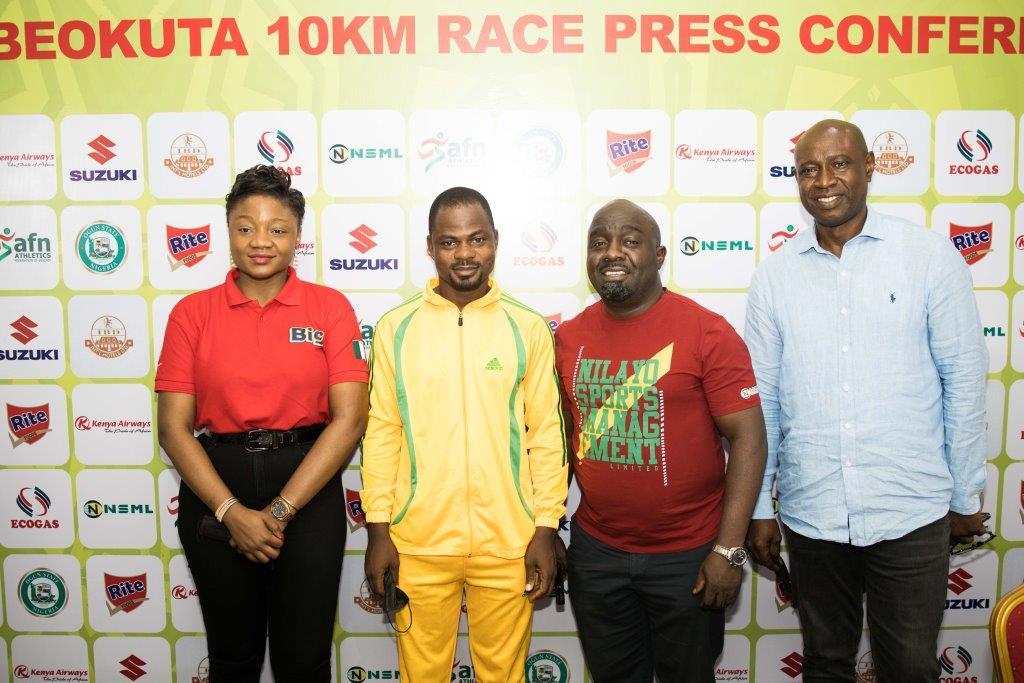 Abeokuta 10km Marathon