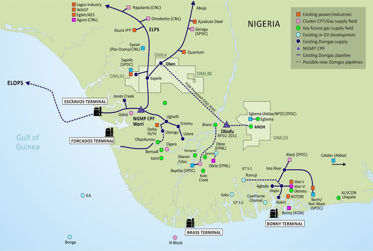 Assa North-Ohaji South Gas Project