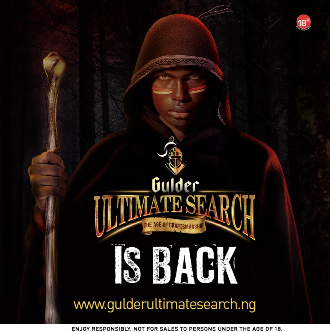 Gulder Ultimate Search Winner