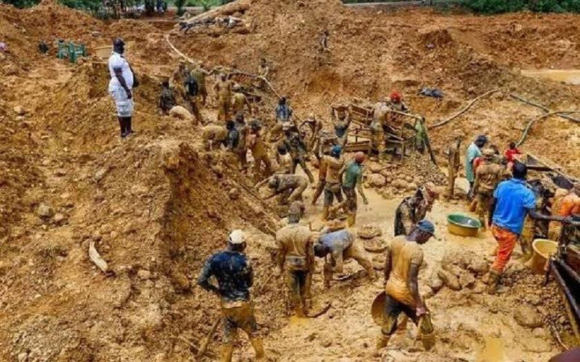 Illegal Mining Activities