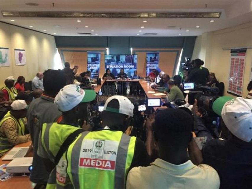 Journalists nigeria Professional Practice