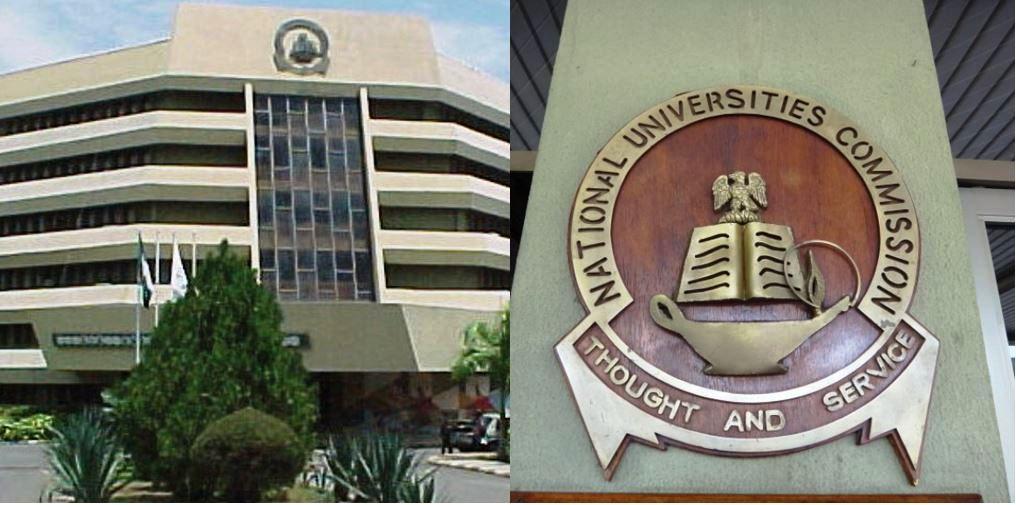 National Universities Commision NUC