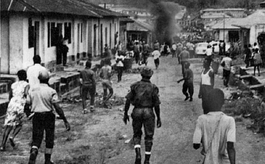 Nigeria's 1914 Posterity Documentary