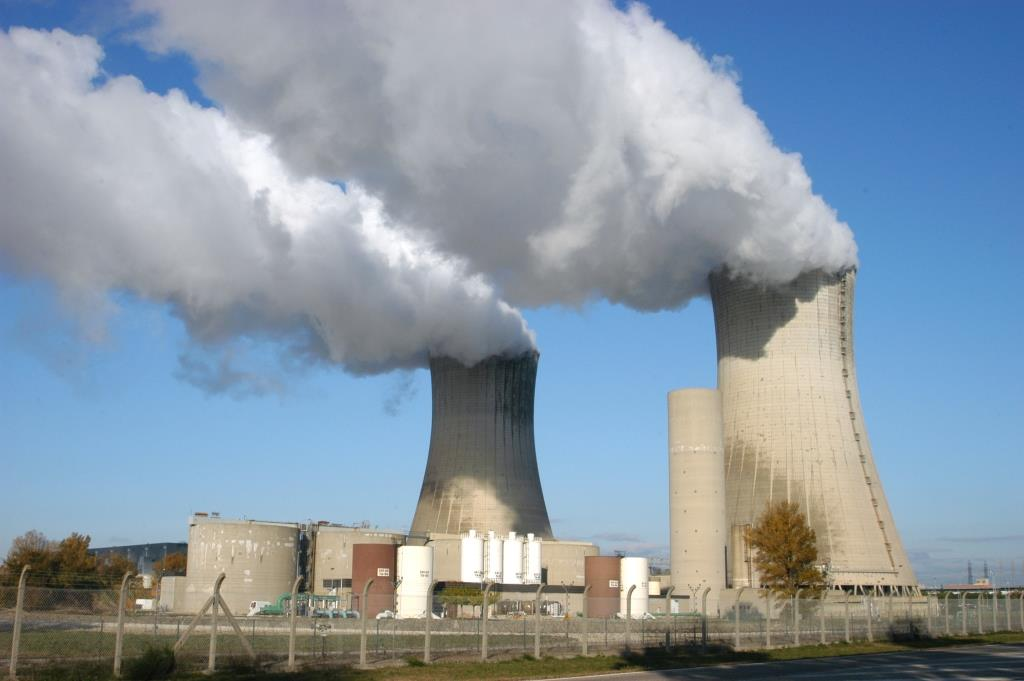 Nuclear Plants in Africa