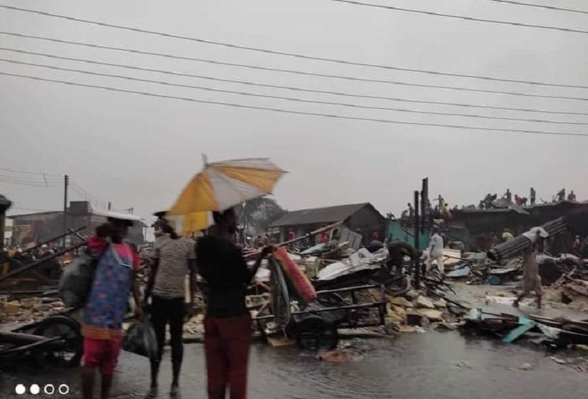 Oginigba Abattoir Market