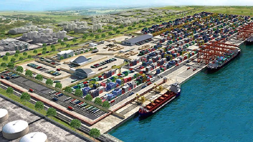 Ondo Seaport