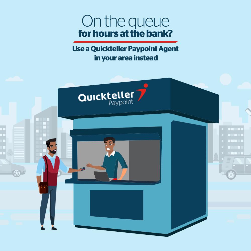 Quickteller Paypoint agents