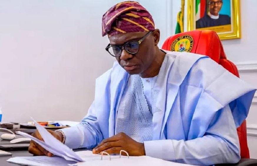 Sanwo-Olu VAT bill into law