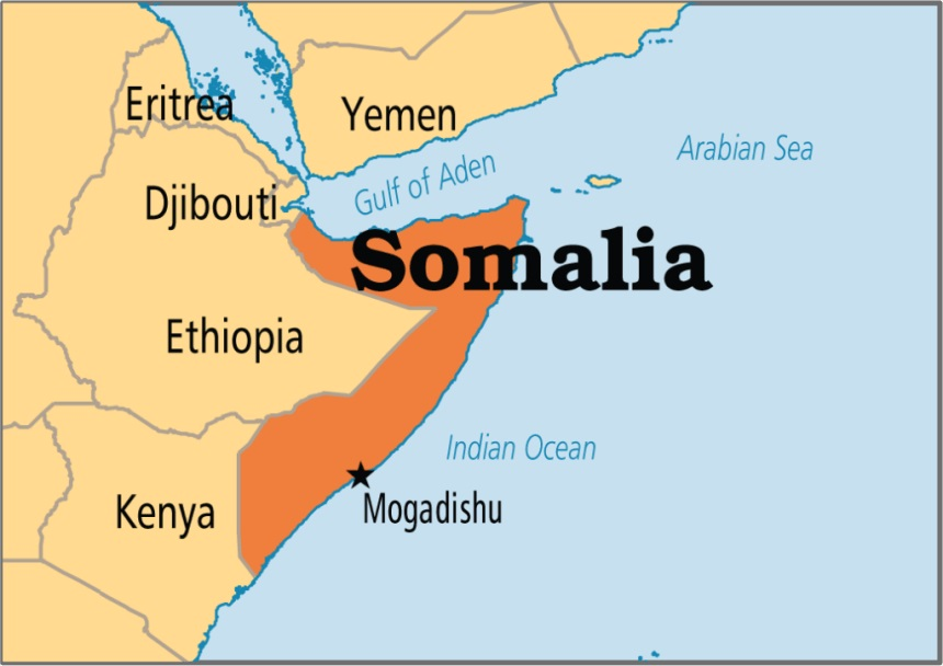 Somalia Triple Shock