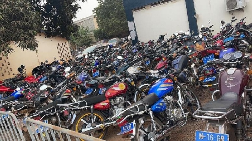 Unregistered Motorcycle Riders