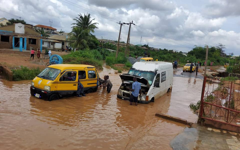 Bad Roads Sango Ota