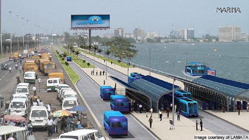 Blue Line Railway Project