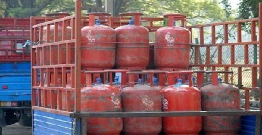 Fairly-Used Gas Cylinders