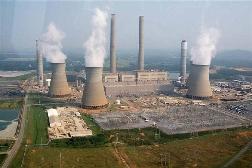 Gas Powered Plants