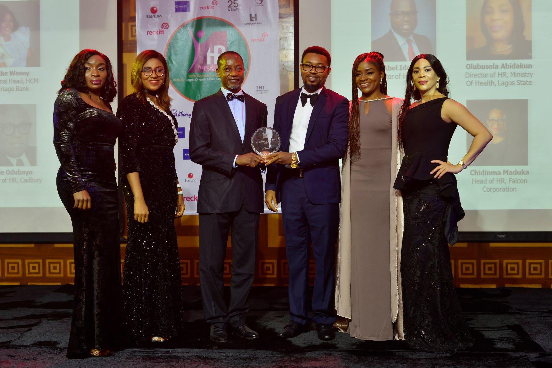 Heritage Bank People Magazine FICAN Awards