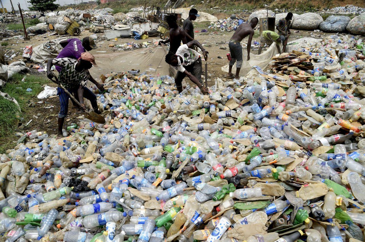 Indiscriminate Dumping of Plastic Waste
