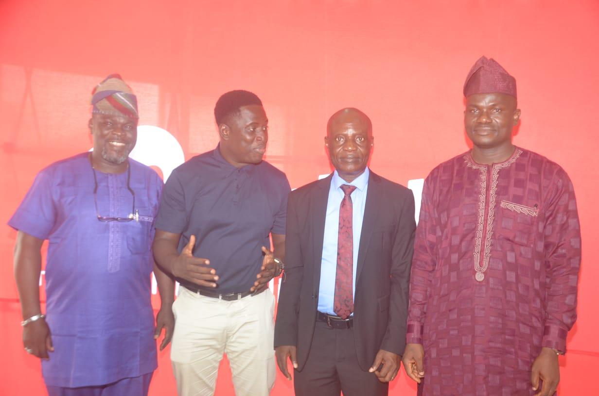 Lagos NUJ Airtel