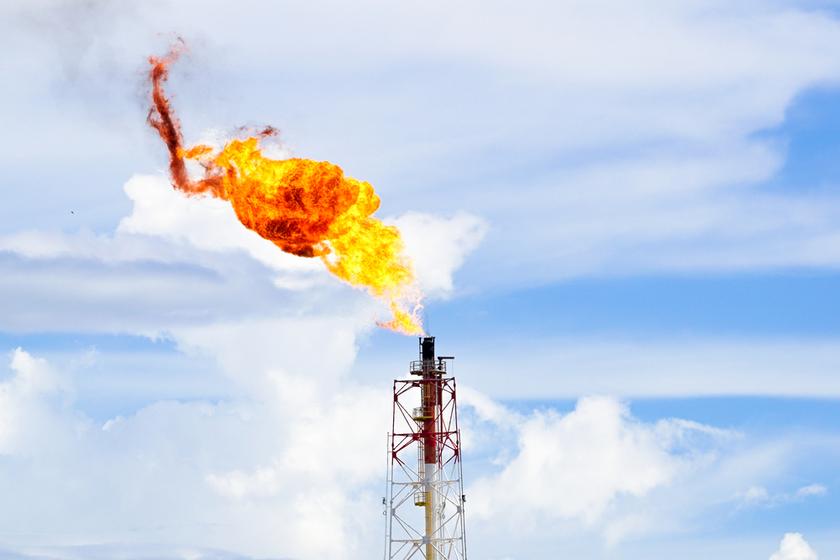 Methane in Air