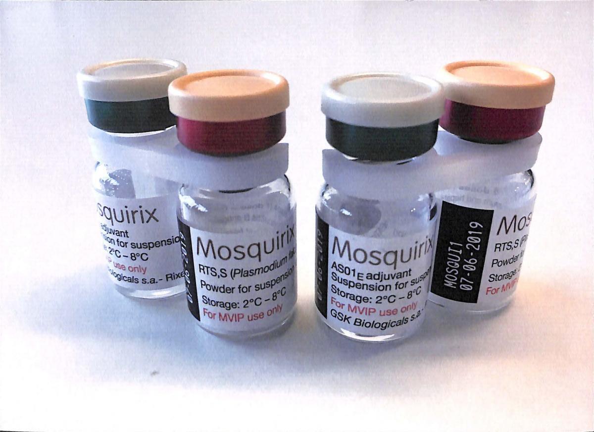 Mosquirix Malaria Vaccine