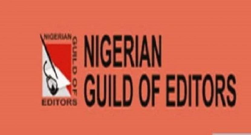 NGE Nigerian Guild of Editors Nigerian editors
